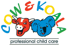 Cow  KoalaProfessional Child Care - Adelaide Child Care